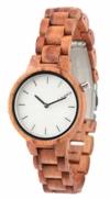 laimer damen armbanduhr marmo rose aus rosenholz