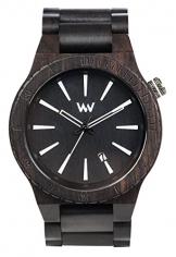 WeWood Assunt Black Herren-Holzuhr Armbanduhr