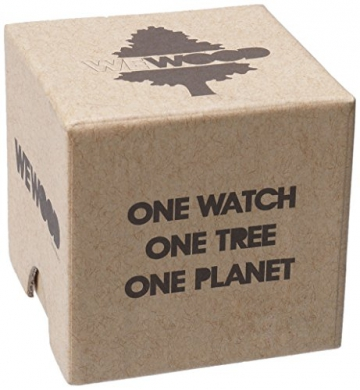 wewood kappa chocolate multifunktionsuhr verpackung
